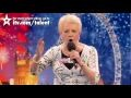 Britain's Got Talent 2010 - Janey Cutler 80 Year Old Singer