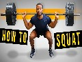 Squats - How to Perform Properly by Origym