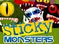 http://www.chumzee.com/games/Sticky-Monsters.htm
