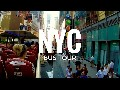 New York City Bus Tour In Motion