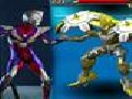 Ultraman and Star God invincible