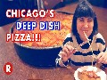 The Best Chicago Deep Dish Pizza?? // Lou Malnati's, Chicago