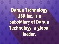 The Fifth Anniversary of Dahua Technology USA Inc