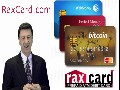 Bitcoin ATM Debit Card Working Worldwide Raxcard.com