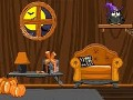 Halloween Wooden Room Escape Walkthrough