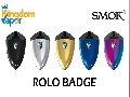 Smok Rolo Badge