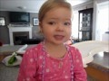 Adorable 2-Year-Old Singing Adele