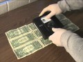 Wrapping a Christmas Present With Money!