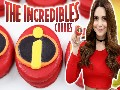 THE INCREDIBLES 2 LOGO COOKIES - NERDY NUMMIES