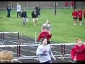 Girls Hurdle Fail