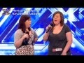 Ablisa's X Factor Audition (Full Version) - itv.com/xfactor