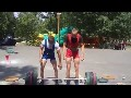 How to lift together 170 kg))