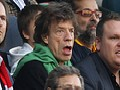 Mick Jagger World Cup Faces