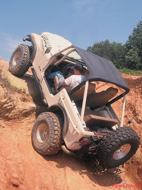 Incredible Extreme 4×4 Hillclimb