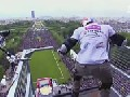 World Record Jump Off Eiffel Tower