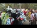 Mikko Hirvonen Rally Crash