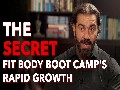 Why The Best Franchise is Fit Body Boot Camp