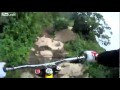 Dangerous Downhill Biking