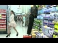 Supermarket Catwalk