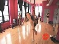 Pole Dance Air Walk