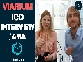 VIARIUM ICO INTERVIEW AMA - HOT ICO VR ON BLOCKCHAIN!