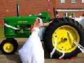 10 Most Unusual and Creative Wedding Cars!