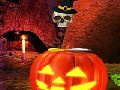 Golden Halloween Pumpkin Escape Walkthrough, hacked, cheats