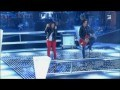 The Voice of Germany Battle. Sharron Levy vs. Katja Georgas-