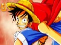 Luffy Kungfu Fighting