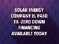 NM Solar Group - Solar Panels in EL Paso, TX