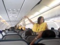 Stewardess Dancing