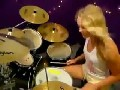 3 Worte: Hot Drummer Girl