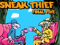 http://www.chumzee.com/games/Sneak-Thief-5-Final-Five.htm