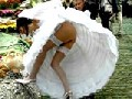 Wedding Dress Fail