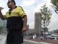Baltimore Cops vs. Skateboarder