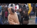 Ulm goes Harlem Shake - Münsterplatz 24.02.2013