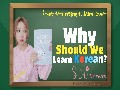 Realistic Reasons Why You Should Learn Korean